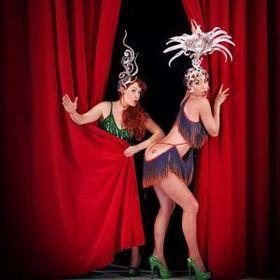 Bild: Burlesque Grotesque - Koko la Douce und Fräulein Clara packen aus