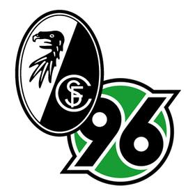 Bild: SC Freiburg - Hannover 96