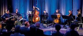 Bild: ANDI WINTER & RON SPIELMAN - in Kooperation mit dem Jazzclub Lindau (B)