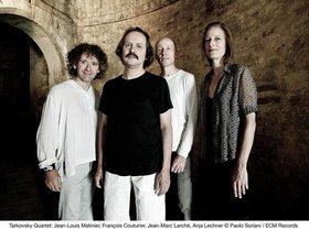 Bild: Tarkovsky Quartet mit Couturier, Lechner, Larché & Martinier