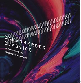 Bild: Calenberger Classics 2017 / 2018 Abo
