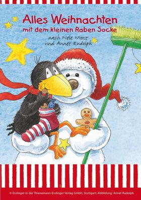 Bild: Alles Weihnachten mit dem kleinen Raben Socke - Theater für Kinder ab 4 Jahren!