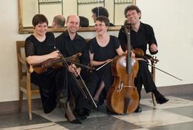 Bild: Almaviva Quartett