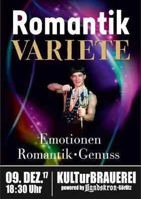Bild: Romantik-Variete - Landskron Kulturbrauerei