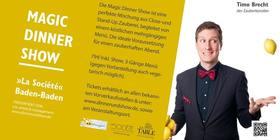 Bild: Magic Dinner Show - Magic Dinner in Baden-Baden