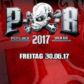 Bild: PFEFFELBACH OPEN AIR 2017 - Tagesticket Freitag (ohne Camping)