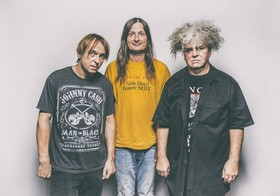 Bild: MELVINS (USA) - Support: REDD KROSS (USA)