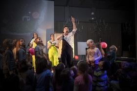 Bild: Meister Frohsinn und der große Inselwettstreit - Kindermitmachkonzert