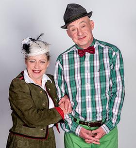 Bild: Die Köstlichen Sachsen - Kabarett im Kino