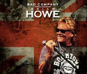 Bild: Bad Company former singer Brian Howe