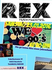 Musiktheater Rex Bensheim