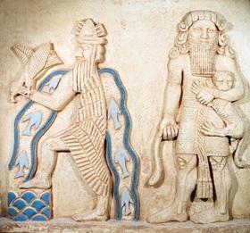 Bild: Das Rätsel der Quellen von Dilmun - Berichtet das Gilgamesch-Epos die Wahrheit?