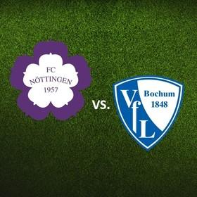 Bild: FC Nöttingen - VfL Bochum