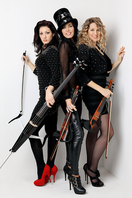 Bild: String Ladies - ......plays Classic-Rocksongs