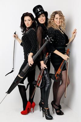 String Ladies - ......plays Classic-Rocksongs