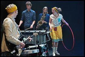 Bild: Die Königin ist verschwunden   6+ - Theater Kopergietery, Belgien