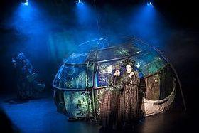 Bild: Herr Macbeth oder Die Schule des Bösen - Vorstadttheater Basel