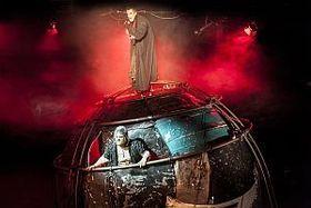 Bild: Herr Macbeth... - Vorstadttheater Basel