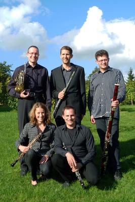 Bild: Klassik-Ensemble Quintessenz - Junge Künstler präsentieren Quintett-Musik - von der Klassik bis zur Moderne