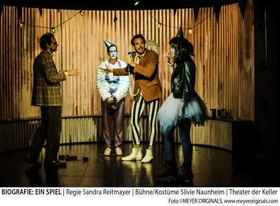 Bild: Biographie: Ein Spiel - Theater: Der Keller, Köln