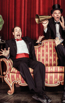 Bild: Bigband Ballroom-Sündikat & Die Glühwürmchen