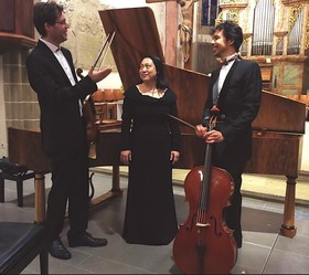 Bild: 8. Fortepiano Festival Stuttgart - Kammermusikabend des Festivalensembles