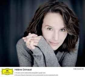 Bild: Kammerorchester des Symphonieorchesters des Bayerischen Rundfunks - Helene Grimaud, Klavier / Radoslaw Szulc, Violine und Leitung