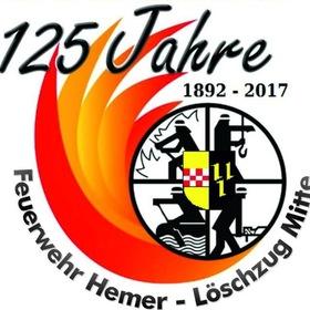 Bild: 125 Jahre Feuerwehr Hemer - Löschzug Mitte