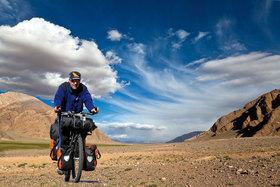Bild: 12000 km nach Tibet