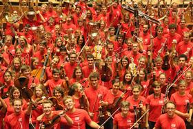 Bild: Schwäbisches Jugendsinfonieorchester