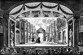 Bild: Barockensemble -  Hochschule für Musik und Theater München