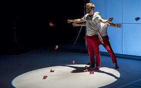 Bild: TRASHedy - Choreografische Performance