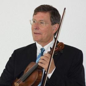 Bild: Kammermusikabend mit Robert Zimansky und Jörg Demus
