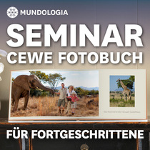 Bild: MUNDOLOGIA-Seminar: CEWE Fotobuch für Fortgeschrittene