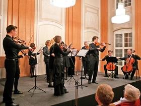 Bild: Silvesterkonzert 30.12.2017 - Festliche Musik zum Jahresausklang