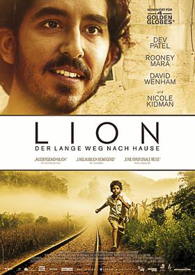 Bild: Lion - der lange Weg nach Hause