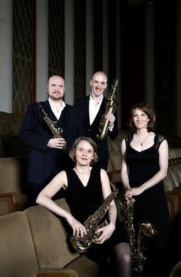 Bild: clair-obscur Saxophonquartett - Journey in Time