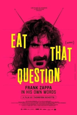 Bild: Frank Zappa - Eat That Question