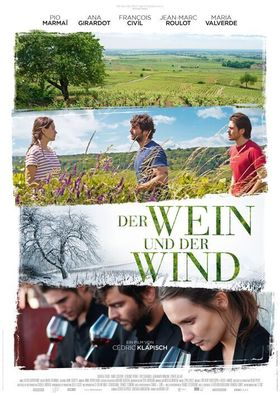 Bild: Der Wein und der Wind