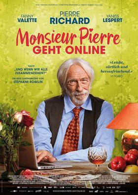 Bild: Monsieur Pierre geht online