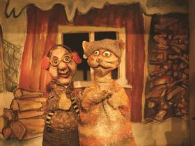 Bild: Weihnachten bei Opa Franz - Figurentheater für Kinder ab 3 Jahren
