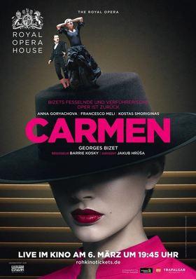 Bild: Carmen - Live-Übertragung aus London
