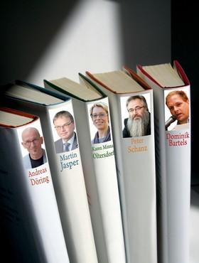 Bild: Das Literarische Quintett - Literaturtalk mit Braunschweiger Prominenten