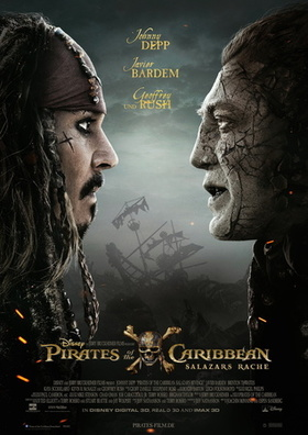 Bild: Pirates of the Caribbean: Salazars Rache