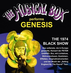 Bild: The Musical Box performs Genesis - The 1974 Black Show