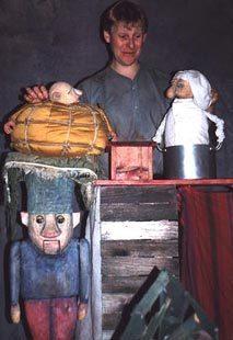 Bild: Zwerg Nase - Moussong Theater mit Figuren, traditionell zum Nikolausmarkt,