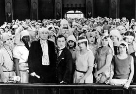 Bild: Buster Keaton & Björn Jentsch: Seven Chances - Stummfilmkomödie mit Live-Musik