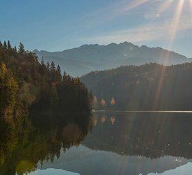 "Bild: Wanderung ""Hechtsee - Kiefersfelden""  (Altersgruppe: ab 35 Jahren)"
