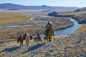 Bild: Katzer & Katzer: Mongolei - wilde Freiheit - 15 Monate am Anfang der Welt