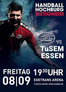 SG BBM Bietigheim vs. TUSEM Essen
